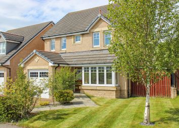 Thumbnail 4 bed detached house for sale in Canmore Gardens, Kingseat, Newmachar, Aberdeen