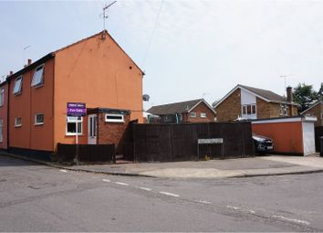 Thumbnail 3 bed end terrace house for sale in Hutland Road, Ipswich