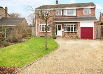 Thumbnail 5 bed detached house for sale in Burroughs Drove, Burbage, Marlborough, Wiltshire