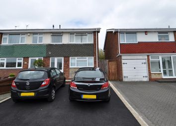 Thumbnail 3 bed semi-detached house to rent in Parkside, Quinton, Birmingham