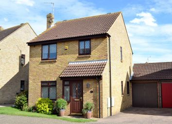 Thumbnail 3 bedroom link-detached house for sale in Riverside Way, Kelvedon