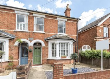 Thumbnail 5 bed semi-detached house for sale in Abbey Road, Chertsey, Surrey
