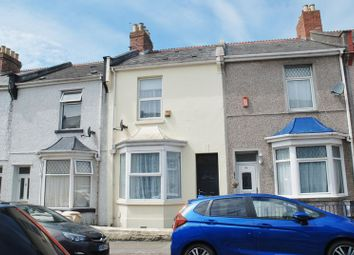 Thumbnail 2 bed terraced house to rent in Fleet Street, Keyham, Plymouth