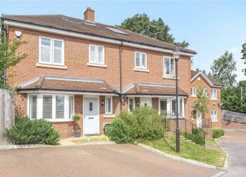 Thumbnail 4 bed semi-detached house for sale in Blackthorn Close, Lower Bourne, Farnham