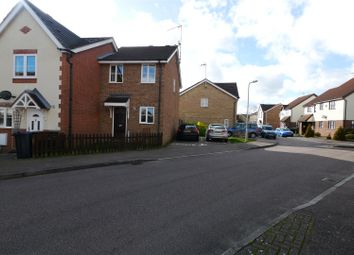 Thumbnail 2 bedroom end terrace house to rent in The Copse, Hertford