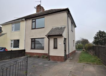 Thumbnail 2 bedroom semi-detached house to rent in Barton Hill, North Tawton