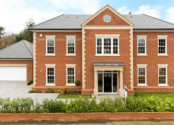 Thumbnail 5 bedroom detached house for sale in Snows Paddock, Windlesham, Surrey