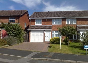 Thumbnail 3 bed property to rent in Maisemore Close, Redditch