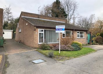 Thumbnail 3 bed detached bungalow for sale in Springfield Close, Crich, Matlock