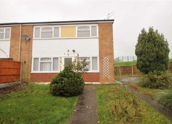 Thumbnail 2 bed end terrace house to rent in Peris, Acrefair, Wrexham