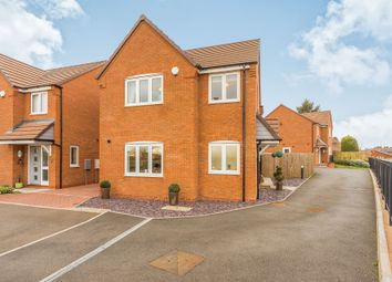Thumbnail 4 bed detached house for sale in Stone Mill Walk, Upper Gornal, Dudley