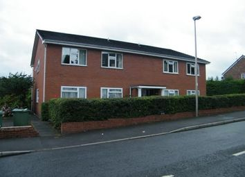 Thumbnail 2 bed flat for sale in Spencer Street, Northwich, Cheshire