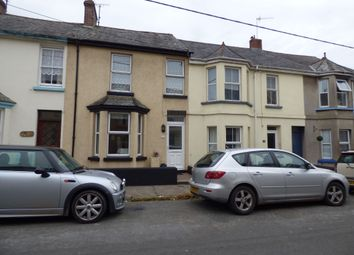 Thumbnail 2 bed terraced house for sale in Northfield Road, Okehampton