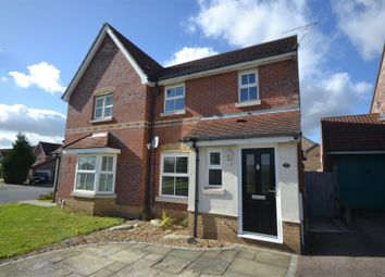 Thumbnail 3 bed semi-detached house for sale in Dussindale, Norwich