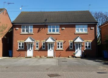 Thumbnail 2 bedroom terraced house to rent in Flanders Red, Hull