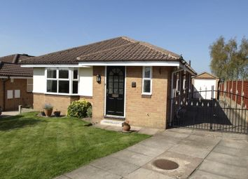 Thumbnail 3 bed detached bungalow for sale in Velvet Wood Close, Barnsley