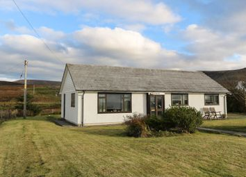 Thumbnail 4 bed detached bungalow for sale in Bornesketaig, Kilmuir