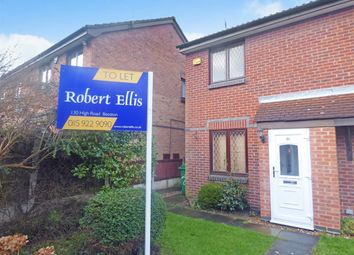 Thumbnail 2 bed semi-detached house to rent in Courtney Close, Wollaton, Nottingham