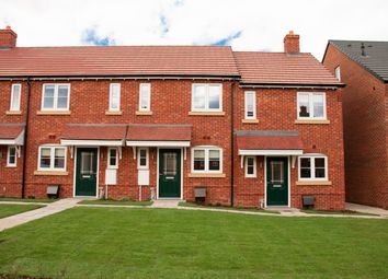 Thumbnail End terrace house to rent in Orleton Lane, Wellington, Telford