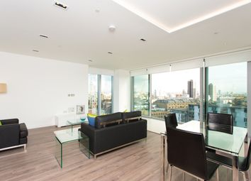 Thumbnail 1 bed flat to rent in Goodman's Field, Satin House, Aldgate