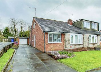 Thumbnail 3 bed semi-detached bungalow for sale in Shelley Drive, Baxenden, Lancashire