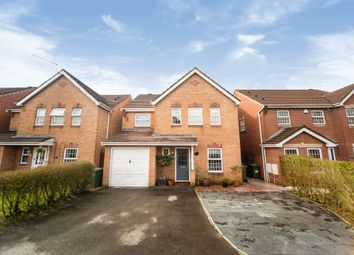 Thumbnail 4 bed detached house for sale in Walnut Close, Miskin, Pontyclun