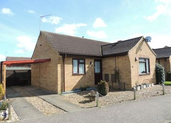 Thumbnail 2 bed semi-detached bungalow for sale in Richmond Road, Downham Market