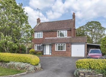 Thumbnail 3 bed detached house for sale in Ball Hill, Newbury