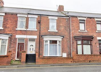 3 bed terraced house for sale in Front Street, Colliery Row, Houghton Le Spring DH4