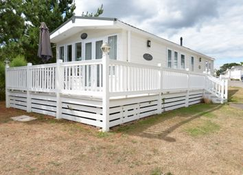 Thumbnail 2 bed mobile/park home for sale in Shorefield Road, Downton, Lymington