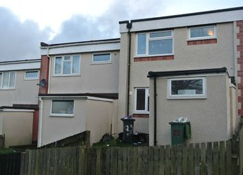 Thumbnail 3 bed end terrace house for sale in Ferncroft Way, Trevethin, Pontypool