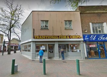 Thumbnail 1 bedroom flat for sale in Flat 3, 288-290 High Street, Chatham, Kent