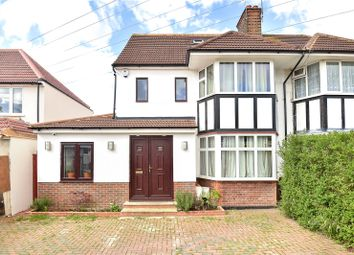 3 bed semi-detached house for sale in Woodlands, Harrow, Middlesex HA2