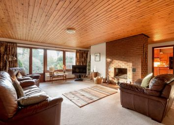 Thumbnail 3 bedroom semi-detached bungalow for sale in 28A Gillespie Road, Edinburgh