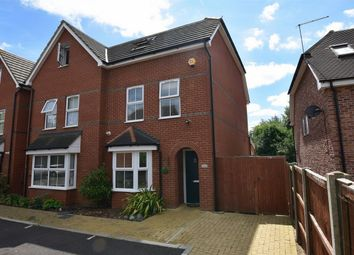 Thumbnail 4 bed semi-detached house for sale in Dashwood Close, Camberley, Surrey