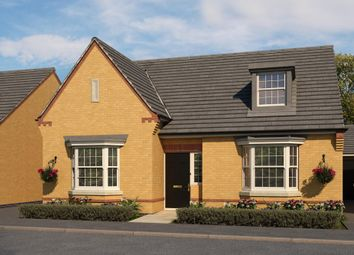 "Thumbnail 4 bed bungalow for sale in ""Woodchester"" at Bridlington Road, Stamford Bridge, York"