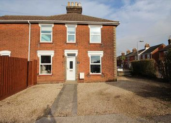 Thumbnail 3 bed end terrace house for sale in Rosehill Road, Ipswich