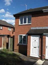 Thumbnail 2 bed semi-detached house for sale in Queens Park Gardens, Crewe
