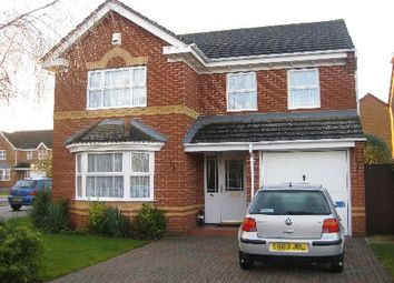 Thumbnail 4 bed detached house to rent in Crabtree Way, Old Basing