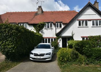 Thumbnail 4 bed terraced house for sale in Kingsgate Avenue, Kingsgate, Broadstairs, Kent
