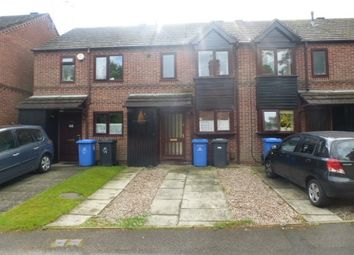Thumbnail 2 bed terraced house to rent in Old Chester Road, Derby