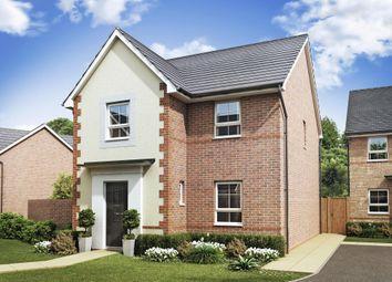 "Thumbnail 4 bedroom detached house for sale in ""Kingsley"" at Marsh Lane, Leonard Stanley, Stonehouse"