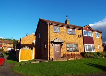 Thumbnail 3 bed semi-detached house for sale in Iona Drive, Trowell, Nottingham
