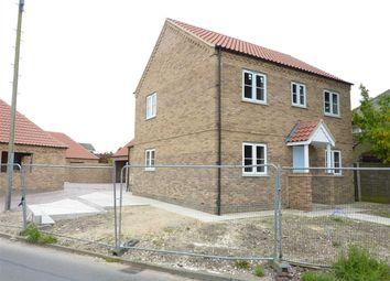 4 bed detached house for sale in New House, Church Lane, Humberston, Grimsby DN36