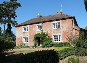 Thumbnail 5 bedroom detached house to rent in Redgrave, Diss, Norfolk