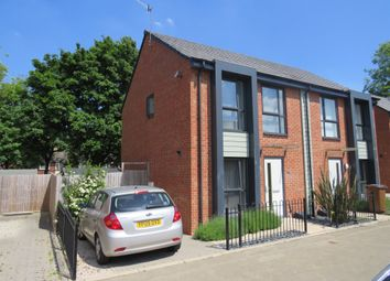 Thumbnail 2 bed semi-detached house for sale in Padley Close, Nottingham