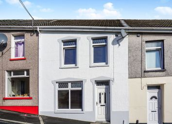 Thumbnail 3 bed terraced house for sale in Alfred Street, Penydarren
