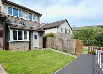 Thumbnail 2 bed semi-detached house for sale in Paterson Close, Stocksbridge, Sheffield