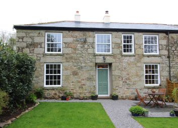 Thumbnail 3 bed semi-detached house for sale in Coswinsawsin Lane, Carnhell Green, Camborne