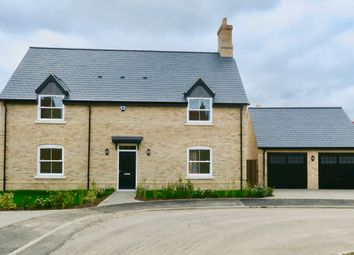 Thumbnail 5 bed detached house for sale in Plot 34, Hill Place, Brington